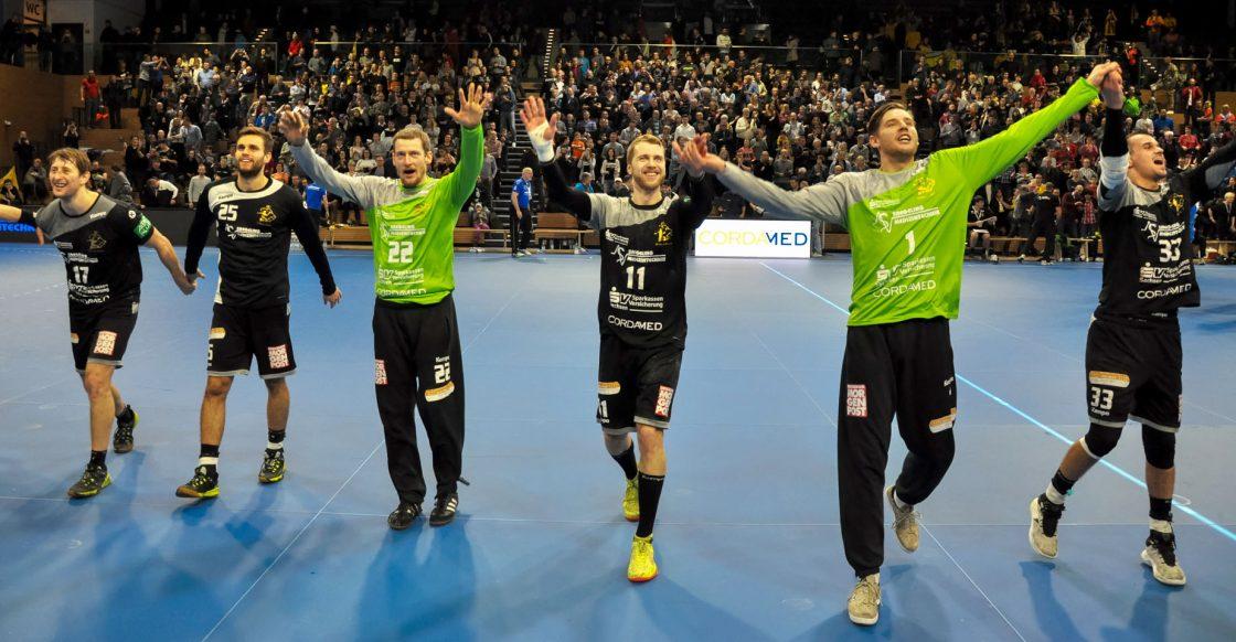 Engagiert für den Ballsport: MediaVista ist Medienpartner des HC Elbflorenz